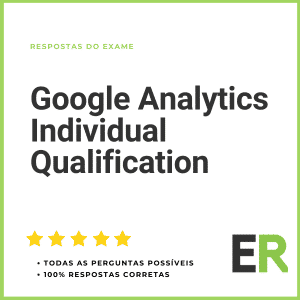 Exame Google Analytics Individual Qualification