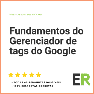 Fundamentos do Gerenciador de tags do Google