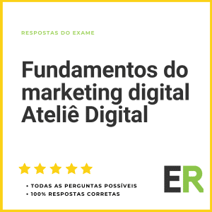 Fundamentos do marketing digital Ateliê Digital