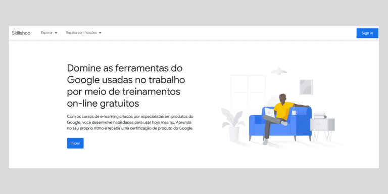 Google SkillShop Cursos de marketing digital para alavancar sua carreira