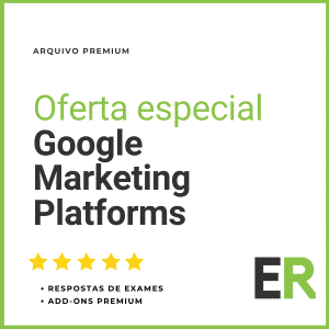 Oferta especial Google Marketing Platforms